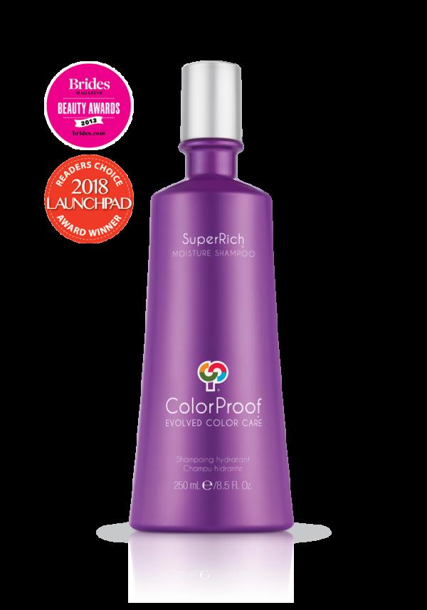 SuperRich® Moisture Shampoo 8.5oz