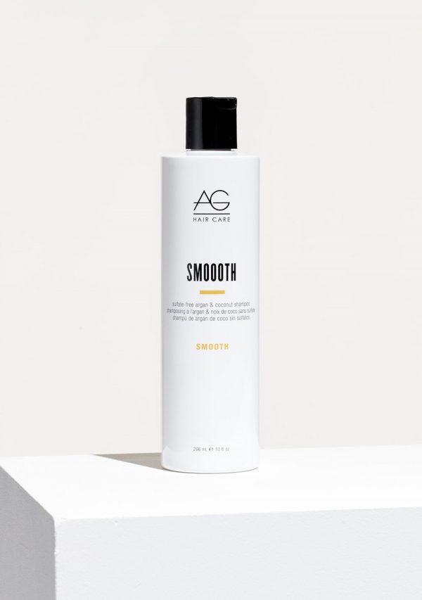 SMOOOTH SULFATE-FREE ARGAN & COCONUT SHAMPOO